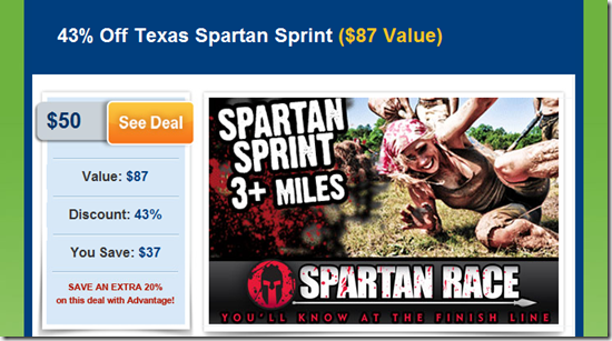 Texas Spartan Sprint