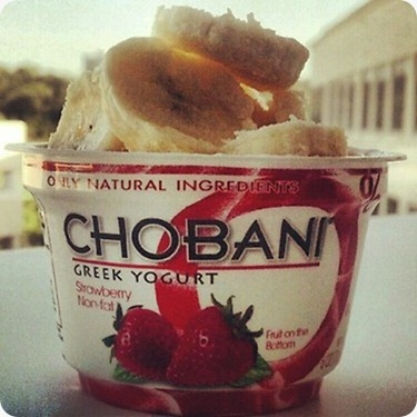Chobani Powered