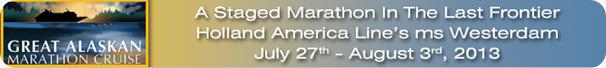 Great Alaskan Marathon Cruise
