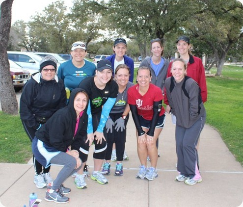 ZOOMA Training Run Brushy Creek